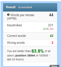 A systematic tool for improving typing speed   The Full