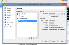 Convert Dynamically Sized VirtualBox VDI Hard Drive to Fixed