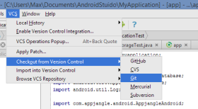 Import GitHub project to Android Studio | The Full Stack Blog