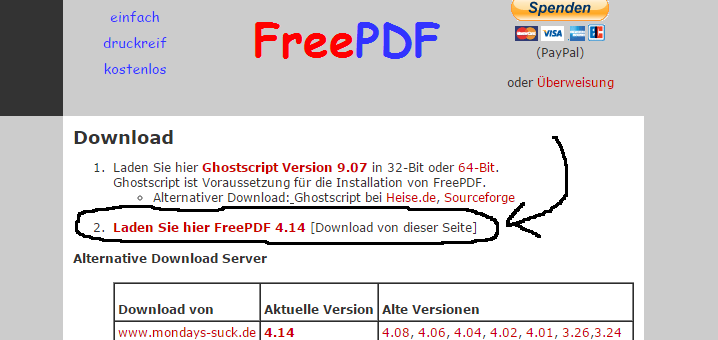 Free PDF Printing for Windows without Adware | The Full Stack Blog