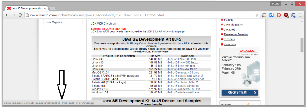 Install Oracle JDK with Puppet | The Full Stack Blog
